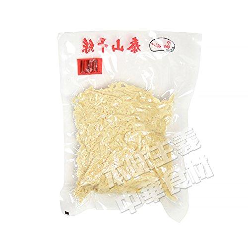 友盛特色泰山干糸(とうふ麺・豆腐干絲・トウフカンス)中華食材・中華料理人気商品・台湾風味名物