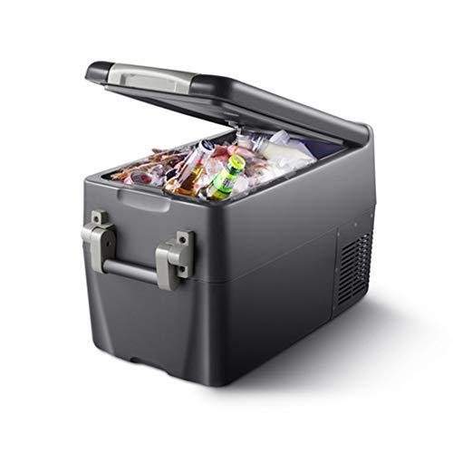 Koelkast voor in de auto, 30 liter, mini-autokoelkast, outdoor, kleine draagbare camping, auto diepvrieskast