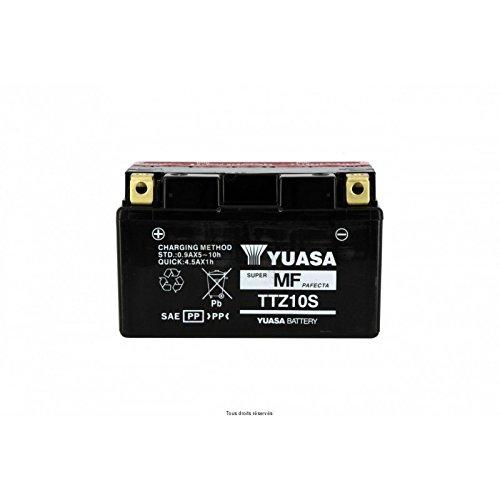 Yuasa–Batteria Yuasa TTZ10-S Honda CB 600F Hornet 2011–2014