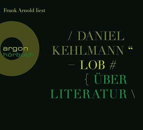 Lob: Über Literatur