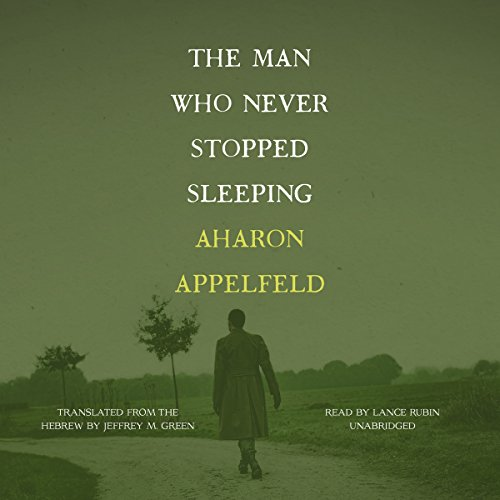 The Man Who Never Stopped Sleeping cover art