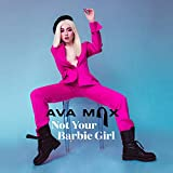 Official - Ava Max (Not Your Barbie Girl) - Album Cover Poster (12'x12')