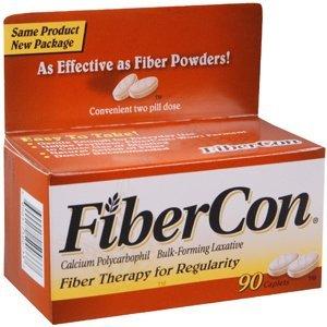 Fibercon Laxative 90s Size 90s Fibercon Fiber Laxative