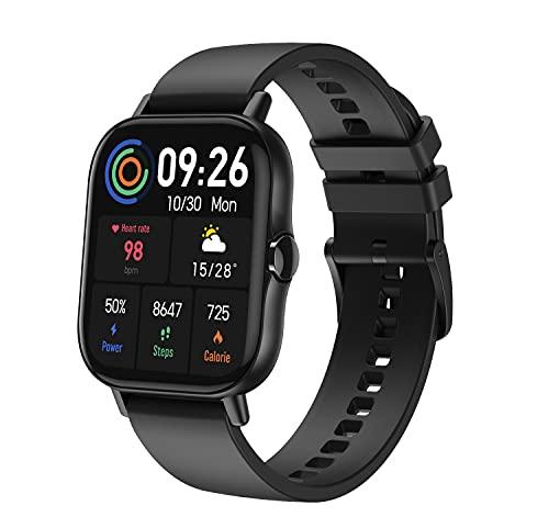 ACESPORT Smartwatch Reloj Inteligente Llamada bluetooth 1.78' Hombres Mujeres, IP67 Impermeable Fitness Tracker con Monitor de Sueño Contador de Caloría Pulsómetros Podómetro para Android iOS(DT94)