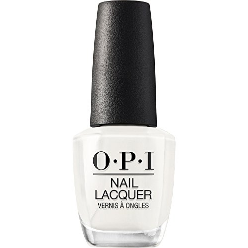 Price comparison product image OPI Nail Lacquer,  Long Lasting Nail Polish,  Funny Bunny,  White,  0.5 Fl Oz