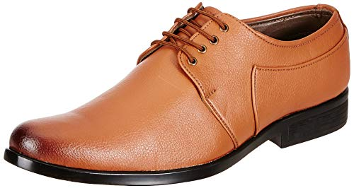 Centrino Men's 3363 D.TAN Formal Shoes-8 UK (42 EU) (9 US) (3363-02)