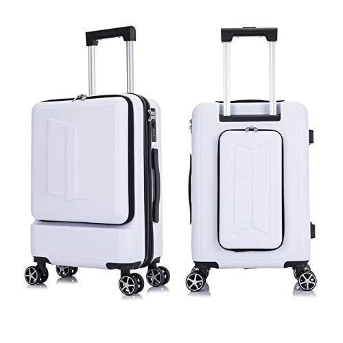 SFBBBO Trolley Bagaglio a Mano Valigia da Viaggio Ruota per Bagagli Ruota per Trolley da Donna Fashion Box da Uomocon Borsa per Laptop Valigetta da Trasporto 20'1PCS