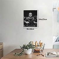 Quintino2 フレームレス装飾画 インテリア絵画 壁掛け アートポスター 額縁なし 飾り 贈り物 キャンバス寝室の装飾風景 壁の絵 インテリア装飾 20*25cm