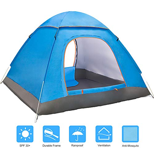 Amagoing 2-3 Person Tents for Camping Automatic...