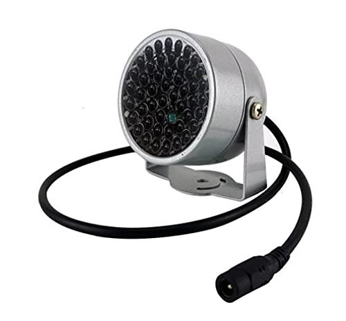 CML Neuer unsichtbarer Illuminator 94 0NM Infrarot 60 Grad 48 LED-IR. Lichter für Nachtsicht CCTV. Sicherheit 940NM. IR. Kamera füllen Licht an