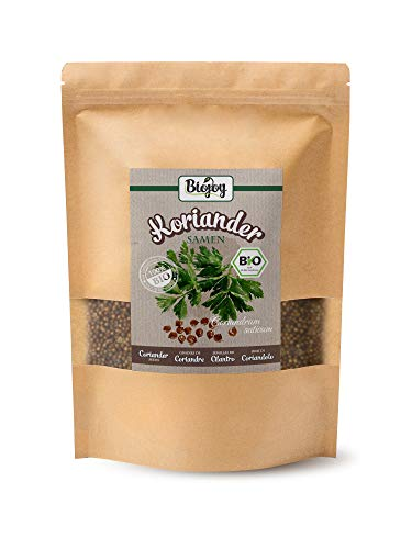 Biojoy BIO-korianderzaden, hele zaden - Coriandrum sativum (500 gr)