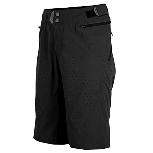 Royal Racing Short Impact-Noir Homme, FR (Taille Fabricant : XL)