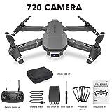 WiFi FPV HD Drone para cámara,RC Drone plegable de cuatro ejes,drone con cámara de video en vivo,Wifi GPS 1080P 720P 4K Drone drones profesionales y cámaras con video en vivo de gran angular ajustable