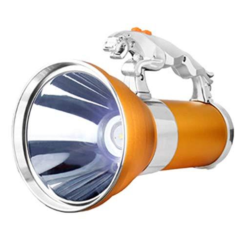 CS-LJ Lampe de Poche Éblouissement Projecteur Portable Lampe Rechargeable au xénon Super Lumineux Torches Multifonctions à Haute Puissance