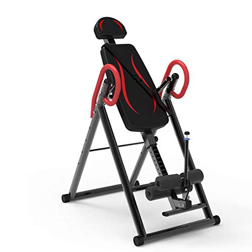 Find Bargain LILIA GYM Inversion Table Handstand Machine Ffitness Equipment for Home Inversion Worko...
