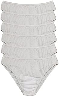 Spongy Spunlace Disposable Panty (Pack of 6 Pcs)