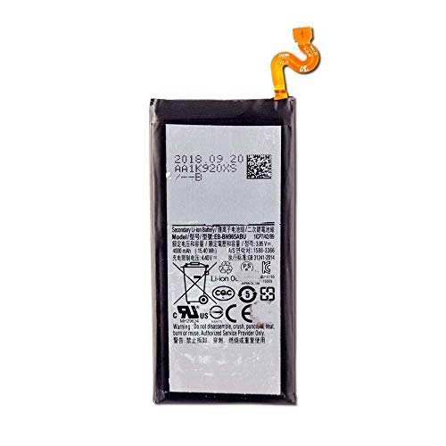 Group Vertical Replacement Internal Lithium-ion Polymer Battery Compatible with Samsung Galaxy Note 9 (SM-N960) (4000mAh) (3.85V) (15.40Wh) (All Carriers)