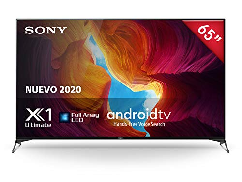 TV Sony 65' - 4K HDR Full Array LED - X1 Ultimate - Android TV 65X950H (2020)