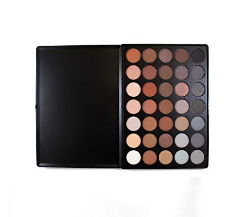 Morphe Morphe Pro 35 Farbe Lidschatten Make-up-Palette - Koffee Palette 35k - professionelle...