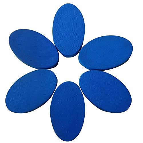 Prom-near - Balanceboards in blue, Größe 2 Stück