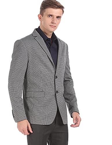 Arrow Newyork Men's Full Sleeves Slim Fit Blazer