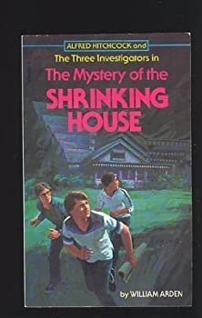 The Mystery of the Shrinking House (Alfred Hitchcock and The Three Investigators, #18) - Book #18 of the Alfred Hitchcock and The Three Investigators