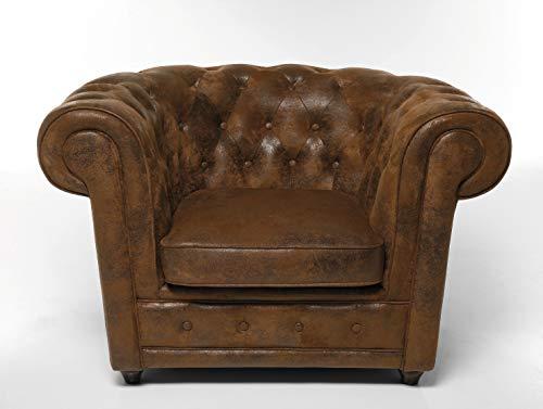 Kare Design Oxford Vintage Econo Sessel