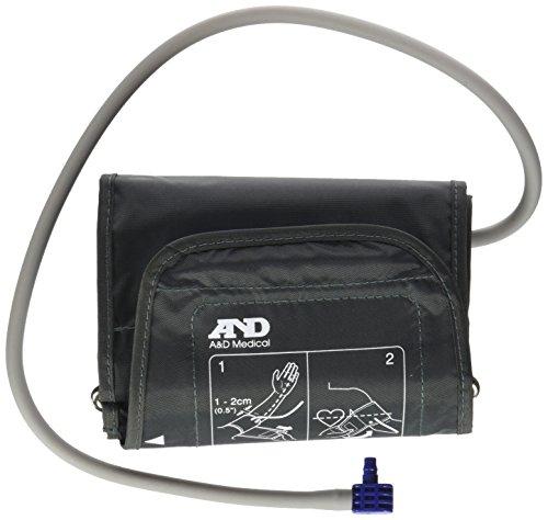 Braun Welch Allyn A & D cuf-i Manschette Erwachsene Große Länge für Blutdruckmessgerät 22–42cm