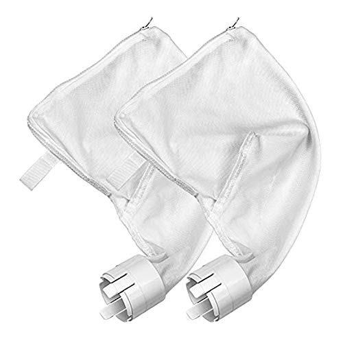 Amazing Deal HW wh 2pcs All Purpose Cleaning Bags Compatible for Polaris 360 380 Pool Cleaner Zipper Bag
