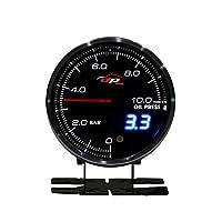 Deporacing デポレーシング DXシリーズ 油圧計 60φ【DX-油圧】