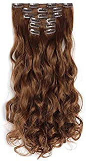 Best light brown curly hair extensions Reviews