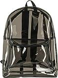 Urban Classics Sac à dos transparent - 50 cm - 1,6 l - Noir transparent