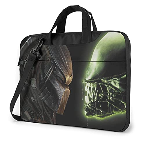 Aliens vs Predator Laptoptasche Tablet Tragbare Aktentasche Schutzhülle Abdeckung Menger Taschen
