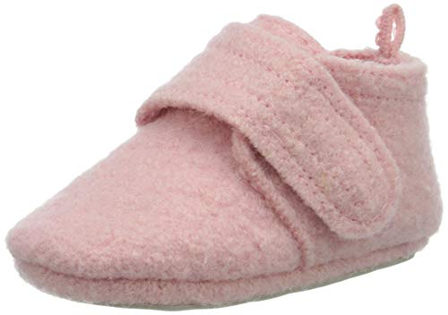 Sterntaler Jungen Unisex Kinder Baby-Krabbelschuh Slipper, Helllila, 22 EU