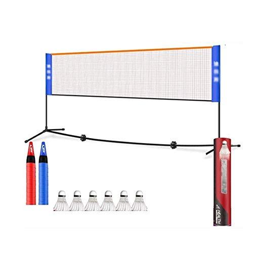 Redes de Bádminton Portátil Red para Voleibol Juego de Redes portátiles bádminton,...