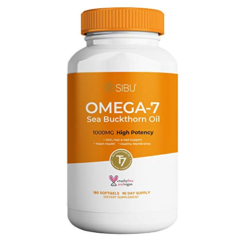 Sibu Cellular Support with Omega 7, 180 Count
