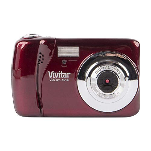 Vivitar VXX14-RED VXX14 Selfie Cam