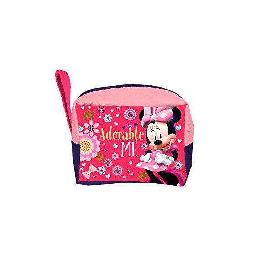 Disney Trousse à Maquillage, Multicolore (Multicolore) - AS056