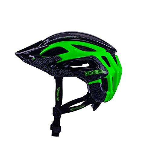 Oneal 0616-206 Casco de Bicicleta, Verde, XL