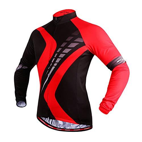 Cyclisme Jersey, VTT Sport, Séchage Rapide Et Élastique - pour Le Vélo, Courir, Voyages,XXL