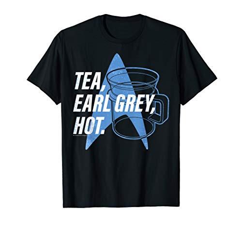 Star Trek Next Generation Tea Earl Grey T-Shirt