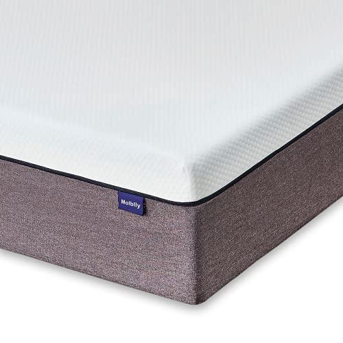 Molblly - Colchón de espuma viscoelástica, colchón individual, colchón pequeño, colchón doble, colchón doble, colchón King y Super King de 20 cm Double (135x190x20cm)
