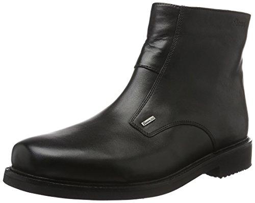 Sioux 32630 Lanford-Tex WF, Herren Kurzschaft Stiefel, Schwarz (Noir), 41 EU (7.5 UK)