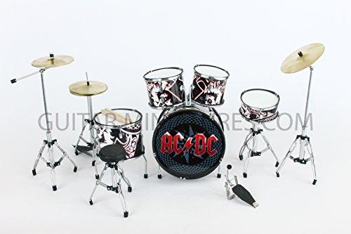 Rock Guitar Miniatures -  RGM301 Phil Rudd