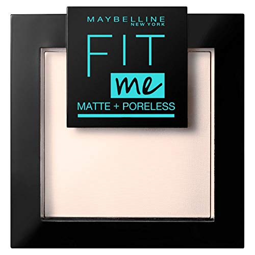 FIT ME Matt&Poreless Powder, 102 Fair Ivory