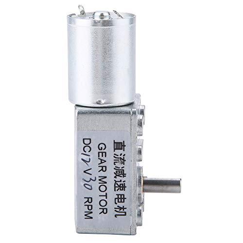 Reductor de gusano del motor de engranaje del metal de 12V DC...