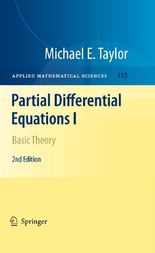 Partial Differential Equations I: Basic Theory (Applied Mathematical Sciences)