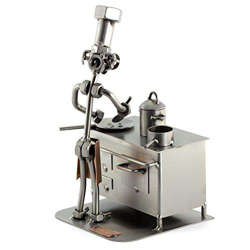 Steelman24 I Cocinero con Grabado Personal I Made in Germany I Idea para Regalo