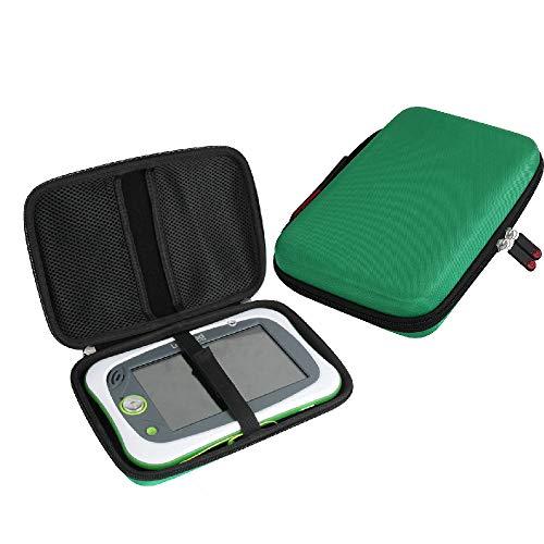 Hermitshell Hard Travel Case for Leapfrog LeapPad Ultimate (Green)