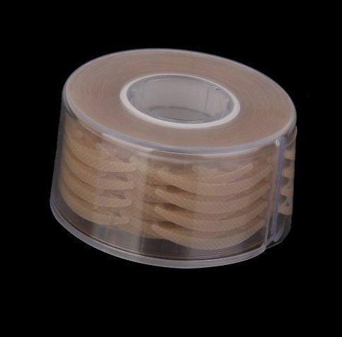 Yeah67886 300 paires Naturel adhésif invisible double paupière ruban Stickers